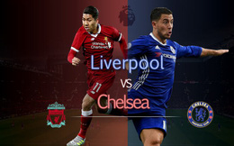 Trực tiếp clip trận Liverpool 1-1 Chelsea