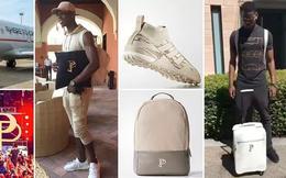 Vừa trở lại sau chấn thương Pogba lại nhận thêm món quà cực lớn từ Adidas