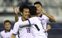 """Suýt """"bất lực"""" trước Timor Leste, U22 Thái Lan không khỏi khiến HLV Hữu Thắng mở cờ"""