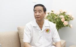 TS Nguyễn Hữu Khai thị phạm 4 động tác thải độc, thông khí huyết đơn giản, dễ tập tại nhà