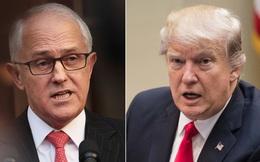 Lộ băng Thủ tướng Australia chế nhạo Tổng thống Mỹ Donald Trump