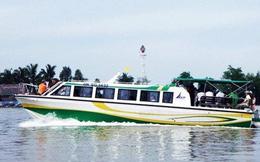Người dân sắp được đi xe buýt trên sông Sài Gòn