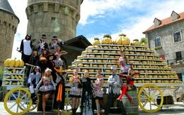 Khám phá Halloween thần tiên ở Sun World Ba Na Hills