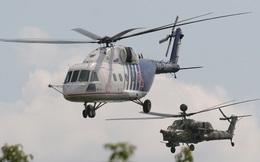 Rostec: Việt Nam quan tâm tới trực thăng hiện đại của Nga