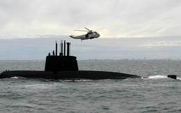 """Tàu ngầm Argentina mất tích: """"Các thủy thủ có thể vẫn còn sống"""""""