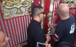 Nam Huỳnh Đạo tiết lộ lý do đóng chặt cửa, không tiếp võ sư Flores