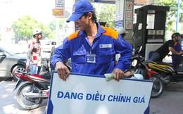 15h chiều nay, giá xăng dầu đồng loạt tăng mạnh