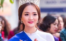 """Nét tinh khôi của """"Nữ hoàng đá quý Việt Nam 2016"""""""