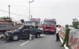 Ngày đầu kỳ nghỉ lễ: 15 vụ tai nạn, 8 người chết