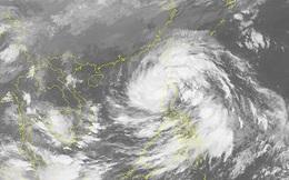 Bão số 11 đã đi vào Biển Đông, miền Bắc nguy cơ lụt nặng