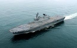 Tàu đổ bộ tấn công mới đóng của Hàn Quốc có gì đặc biệt?