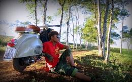 Cuộc hành trình đi bộ xuyên Việt 107 ngày của chàng trai Hà thành