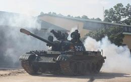 """Đừng cười """"châu chấu đá xe"""": Tăng T-54 Việt Nam đối đầu M48 Mỹ - Mèo nào cắn mỉu nào?"""