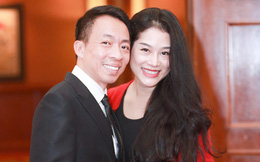 Vợ trẻ kém Việt Hoàn 18 tuổi: Nhìn chồng nắm tay ca sĩ nữ, tôi lộn ruột lắm chứ!
