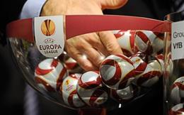 Box TV: Xem TRỰC TIẾP Lễ bốc thăm vòng 1/8 Europa League (19h00)