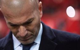 """Zidane cay đắng: Chỉ """"ngủ quên"""" 5 phút, Real Madrid đã mất tất cả"""