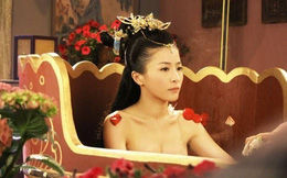 """Sự thật hài hước sau nhưng cảnh """"nóng"""" nhất phim Hoa ngữ"""