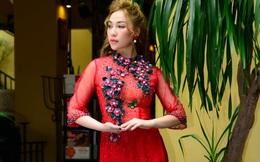 Quỳnh Thư phủ nhận tin đồn cướp chồng