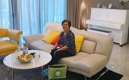 Cận cảnh ngôi nhà sang trọng Giang Hồng Ngọc tặng bố mẹ
