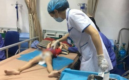 Bé 7 tháng bị sùi mào gà, cha mẹ bức xúc kể: Bà Hiền doạ không xử lý sẽ vô sinh, ung thư