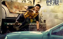 """Ngô Kinh tiếp tục làm """"Chiến lang 3"""", dự kiến doanh thu siêu khủng"""