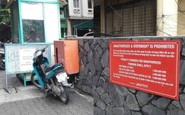 Gửi xe máy qua đêm, bị khách sạn thu 1 triệu đồng