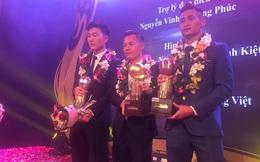 """Thành Lương giành QBV, Xuân Trường """"ẵm"""" giải thưởng đặc biệt năm 2016"""