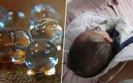 Cảnh báo: Bé 8 tháng tuổi nguy kịch vì nuốt phải hạt nở có thể phình 200 lần khi gặp nước