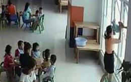 Giáo viên dọa ném trẻ mầm non ra ngoài cửa sổ để dạy dỗ không phải là Hiệu trưởng