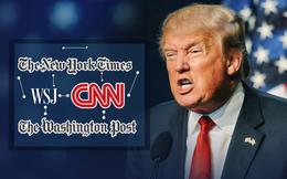 Trump mới nhậm chức hơn 1 tháng, loạt sự cố rò rỉ tin nội bộ Nhà Trắng hé lộ điều gì?