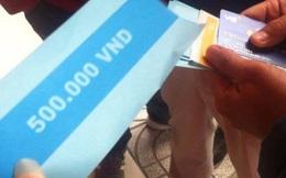 PVcombank nói về việc cây ATM nhả ra tờ giấy in số 500.000 VNĐ khi khách rút tiền