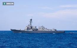 2 suy tính lớn của chính quyền Mỹ khi điều tàu chiến tuần tra biển Đông