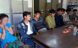 Nam sinh viên sư phạm bị bắt trong đường dây ma tuý