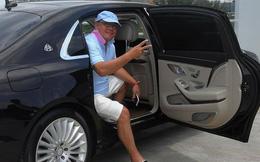 Siêu xe Maybach gần 7 tỷ đồng của doanh nhân Khải Silk đeo biển... tịt