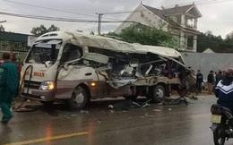 Tạm giam 2 tài xế gây tai nạn kinh hoàng làm 6 người chết