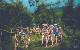 """""""Siêu kỷ yếu"""" của học sinh lớp 12 Thái Nguyên khiến dân mạng rần rần chia sẻ"""