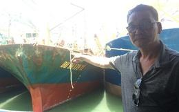 Tàu vỏ thép tiền tỷ hư hỏng: 7 chủ tàu bất ngờ rút đơn khiếu nại