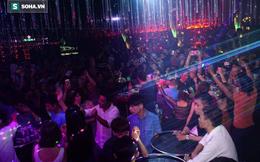25 thanh niên dương tính ma túy ở tụ điểm ăn chơi trung tâm Sài Gòn