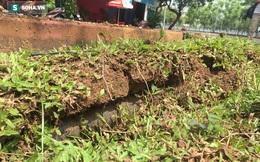 2 hố ga bất ngờ phát nổ trên đường ở Sài Gòn, xới tung mặt đất