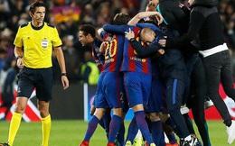Trọng tài bắt trận Barca 6-1 PSG đứng trước án phạt nặng