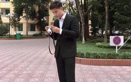 """Truy tìm chàng """"hotboy kỉ yếu"""" khiến bao nữ sinh Việt xao xuyến"""