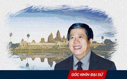 Đại sứ Việt Nam và kỷ niệm về chiếc Honda mượn của ông Hun Sen