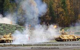 """Vụ """"bắn nhầm"""" hy hữu: T-90A suýt tiêu diệt cả BMPT lẫn Msta-S của quân ta"""