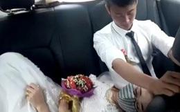 Tình cảnh trớ trêu của cô dâu Nghệ An trong suốt quãng đường về nhà chồng