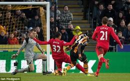 """Thua đau đội """"cầm đèn đỏ"""", Liverpool sắp bị thành Manchester vượt mặt"""