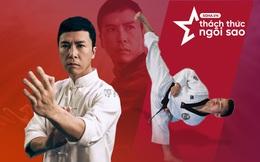 """Hoàng tử Taekwondo Việt đọ sức với """"những điếu thuốc của Diệp Vấn"""""""