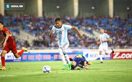 Phía sau U20 Argentina là Messi và đồng đội?