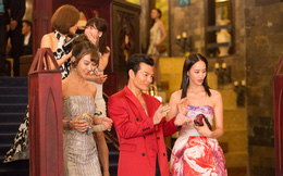 Trần Bảo Sơn được dàn diễn viên nổi tiếng Trung Quốc vây quanh trong phim mới