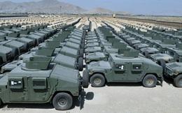 """Xe thiết giáp Humvee """"rụng đầu"""" ngày càng nhiều tại Afghanistan"""