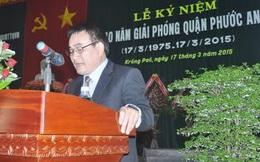 Phó trưởng Ban Nội chính Đắk Lắk bị kỷ luật cảnh cáo
